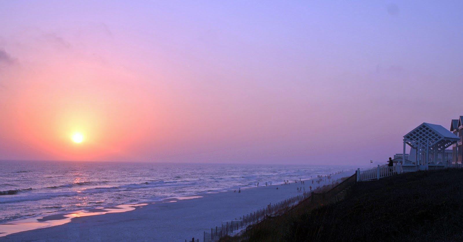 Seaside-Sunset